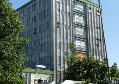 Autoškola L-group budova